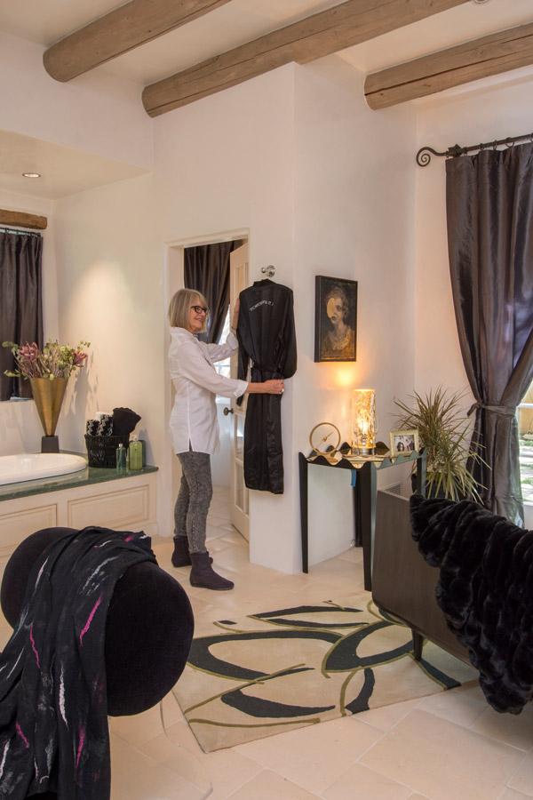 award winning santa fe interior designer Edy Keeler