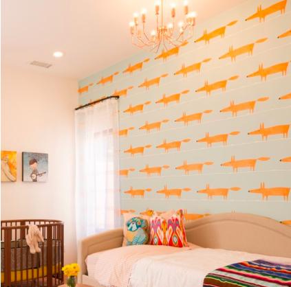 light wallpaper pattern